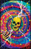 Cyber Junkie Blacklight Poster Posters