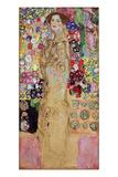 Portrait of a Lady, 1917-18 Lámina giclée por Gustav Klimt