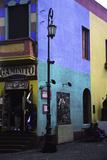 Buenos Aires, Caminito Lámina fotográfica