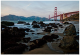 Marshall's Beach Photo Poster Poster par Mike Dillon