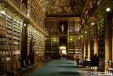 Strahov Monastery, Library, Prague, Czech Republic Photographic Print