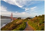 The Golden Gate Photo Poster Posters par Mike Dillon