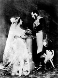Victoria and Albert, 1854 Fotoprint