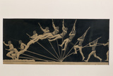 Pole Vaulter Photographic Print by Étienne Jules Marey