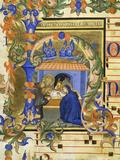 The Birth of Christ Giclée-vedos tekijänä  Simone da Siena