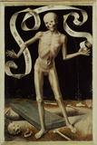 Death, c.1485/90 Giclee Print by Hans Memling
