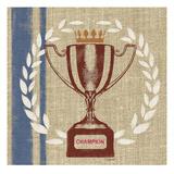 Champion Clip Posters par Sam Appleman