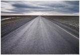 The Flatness Photo Poster Photographie par Mike Dillon