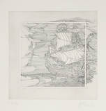 The Galleons Suite - Untitled 2 Limited Edition by Rauch Hans Georg