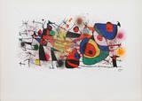 Ceramiques, from Ceramiques de Miro et Artigas (M. 928) Collectable Print by Joan Miró