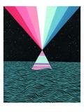 Ocean Blast Giclée-Premiumdruck von Mark Warren Jacques