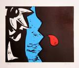 Untitled - h Limitierte Auflage von Charlie Hewitt