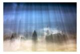 Forest Illumination Fotografisk trykk av Marcin Sobas