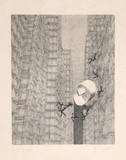 Untitled - Men Caught in a Web Collectable Print by Rauch Hans Georg