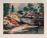 Fragrant Morning Collectable Print by Mark King