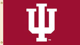 NCAA Indiana Hoosiers Flag with Grommets Flag