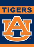 NCAA Auburn Tigers 2-Sided Garden Flag Flag