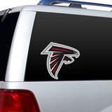 NFL Atlanta Falcons Diecut Window Film Adesivo de janela