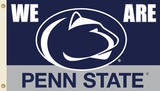 NCAA Penn State Nittany Lions Flag with Grommets Flag