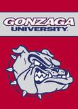 NCAA Gonzaga Bulldogs 2-Sided Garden Flag Flag