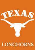 NCAA Texas Longhorns 2-Sided Garden Flag Flag