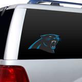 NFL Carolina Panthers Diecut Window Film Adesivo de janela