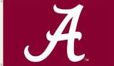 NCAA Alabama Crimson Tide Flag with Grommets Flag