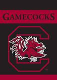 NCAA South Carolina Game Cocks 2-Sided Garden Flag Flag