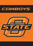 NCAA Oklahoma State Cowboys 2-Sided Garden Flag Flag