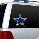 NFL Dallas Cowboys Diecut Window Film Adesivo de janela