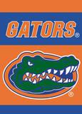 NCAA Florida Gators 2-Sided Garden Flag Flag