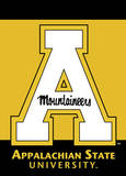 NCAA Appalachian State 2-Sided Garden Flag Flag