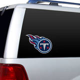 NFL Tennessee Titans Diecut Window Film Adesivo de janela