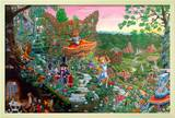 Wonderland Print by Tom Masse
