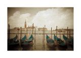 Venezia I Giclee-trykk av Heather Jacks