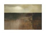 Deep Sienna Sky Gicléetryck av Heather Ross