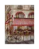 Cafe de Paris II Giclee Print by Noemi Martin
