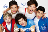 One Direction - Colours Póster