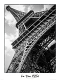 La Tour Eiffel Print by Guillaume Plisson