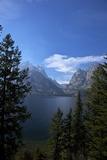 Jenny Lake, Grand Teton National Park, Wyoming, United States of America, North America Reproduction photographique Premium par Peter Barritt