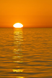 Sunrise, Gulf of California (Sea of Cortez), Baja California, Mexico, North America Photographic Print by Michael Nolan
