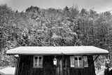 Snow Chalet Photographic Print by Craig Howarth