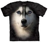 Siberian Face Tshirts
