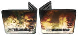 The Walking Dead - Zombies Faces Wallet Carteira