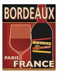 Bordeaux Premium-giclée-vedos tekijänä  Pela Design
