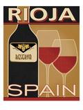Rioja Lámina giclée prémium por  Pela Design