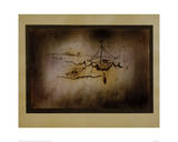 Fishing Boats Giclee Print by Paul Klee