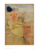 Mask Louse Giclee Print by Paul Klee