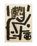 Under Cover Giclee Print by Paul Klee