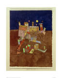 Partie Aus G Giclee Print by Paul Klee